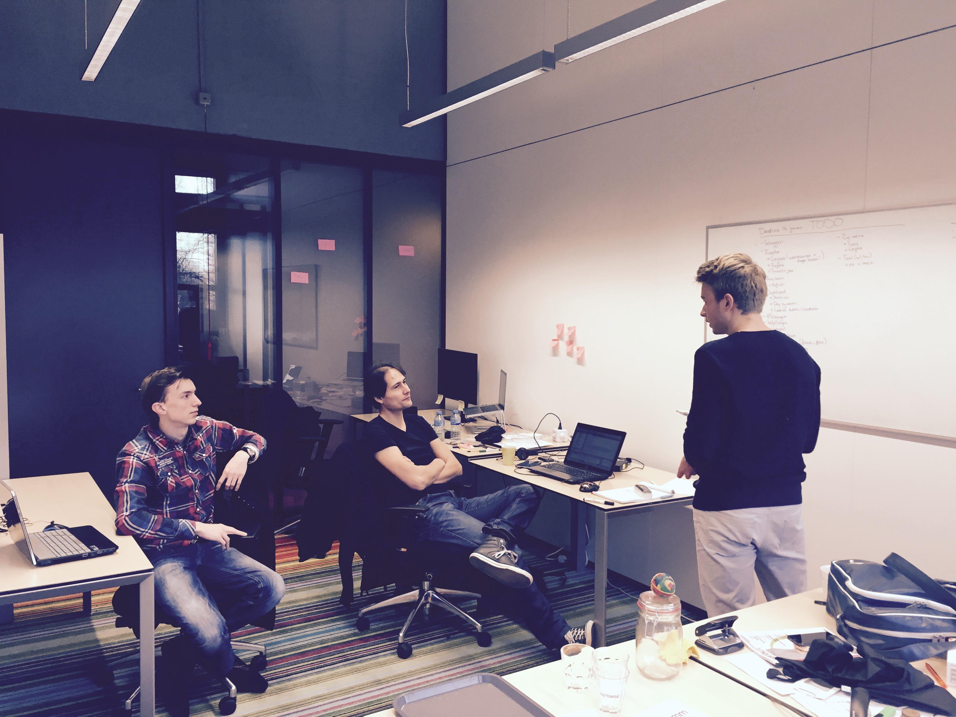 StuComm startup